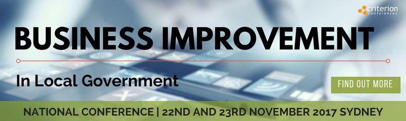 Business Improvement in Local Government Conference