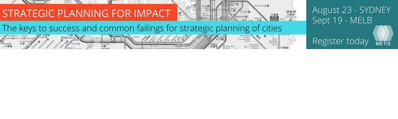 Strategic Planning for Impact