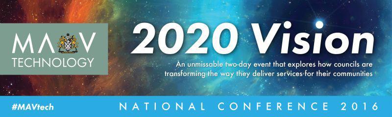 2020 Vision - MAV Technology National Conference 2016