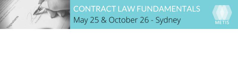 Contract Law Fundamentals
