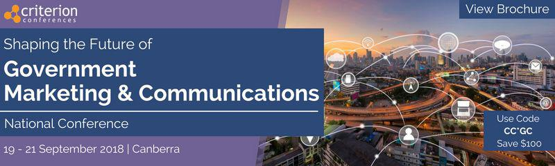 Shaping the Future of Government Marketing & Communications