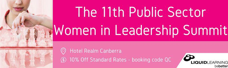 The 11th National Public Sector Women in Leadership Summit 2018