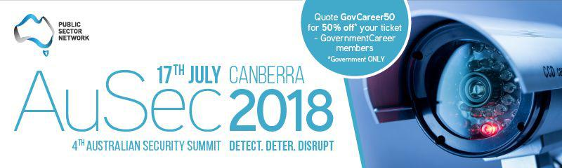 The 4th Annual Australian Security Summit (AuSec2018)