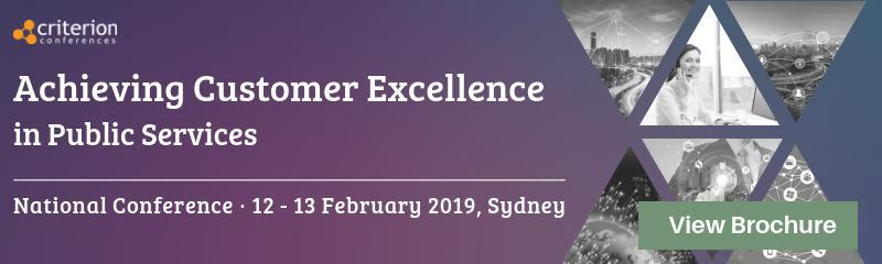 Achieving Customer Excellence in Public Services
